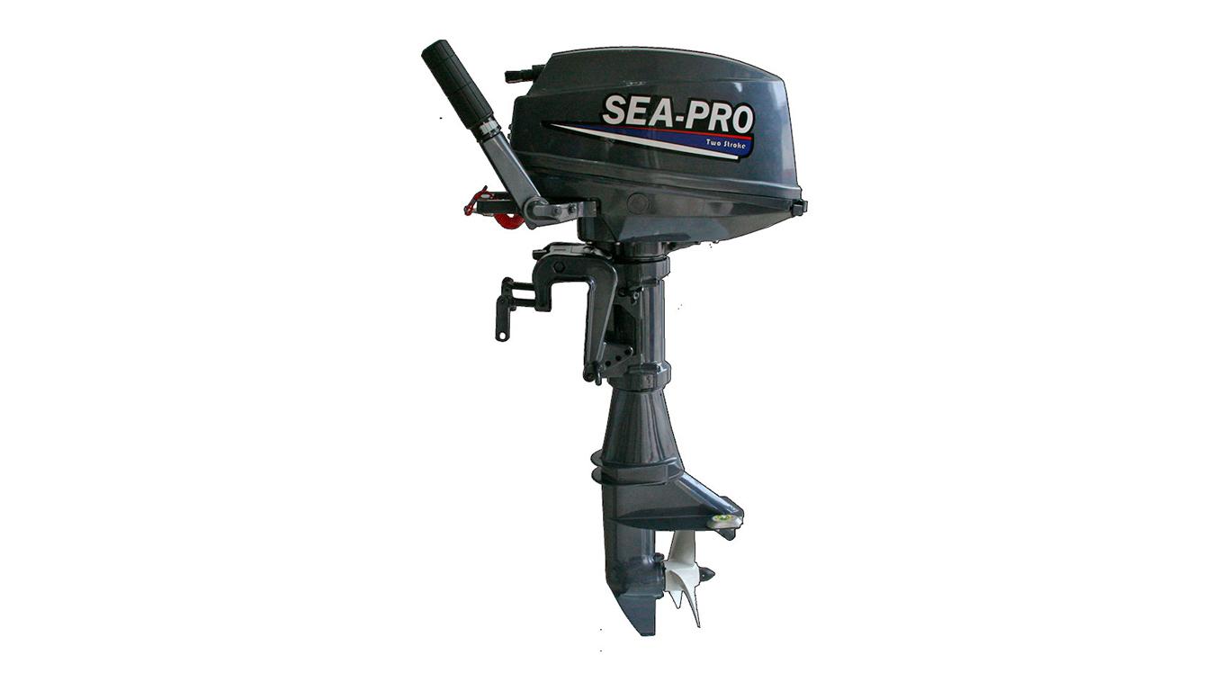 Sea-Pro T 8S 8 л.с.