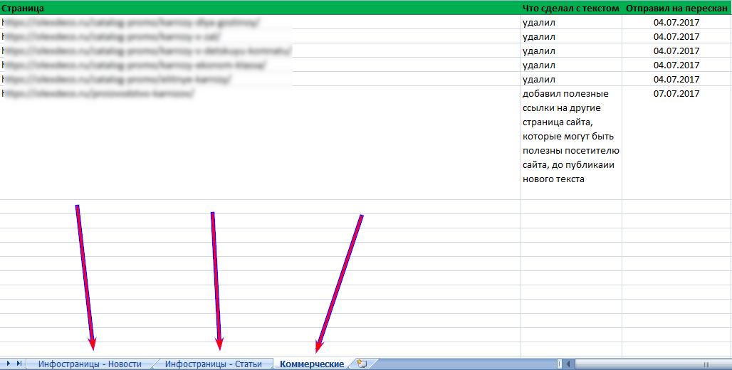 контроль удаления страниц для выхода из баден