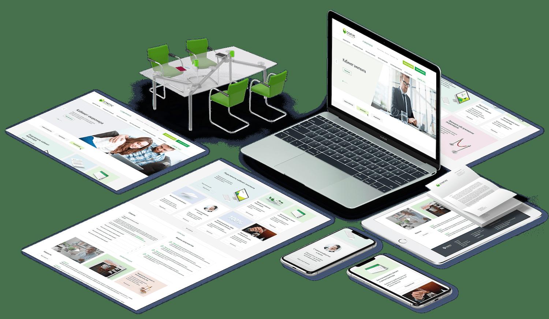 Создание сайта под ключ дизайн продвижение сайта с копипастом