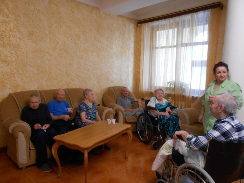 Частный дом престарелых тольятти христианские дома престарелых