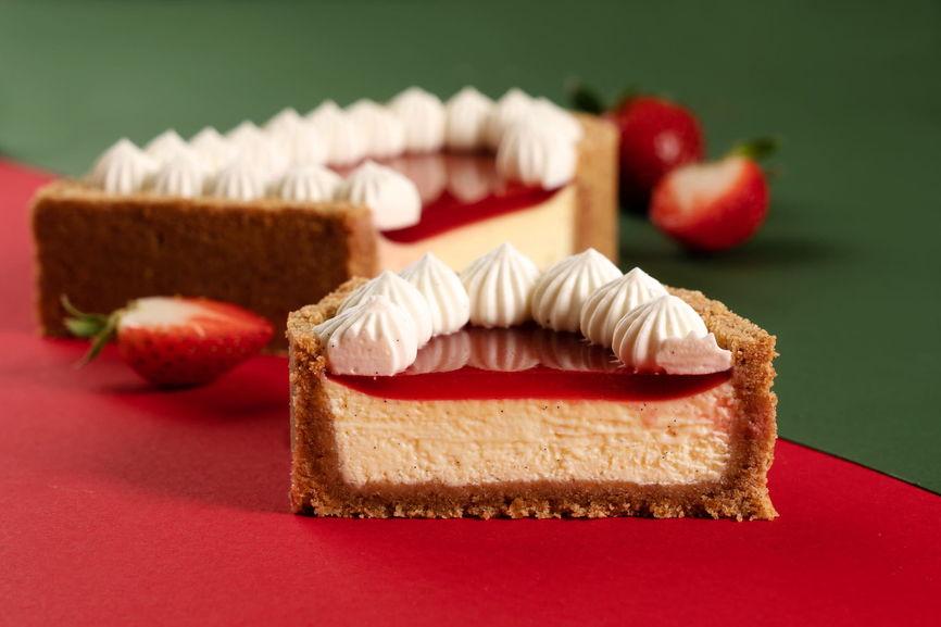 photo of classic cheesecake