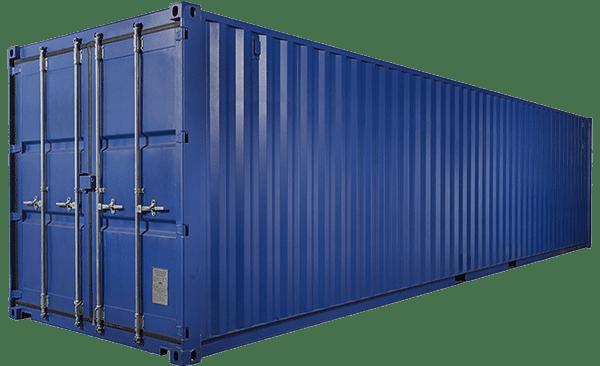 40 футов hcpw контейнер