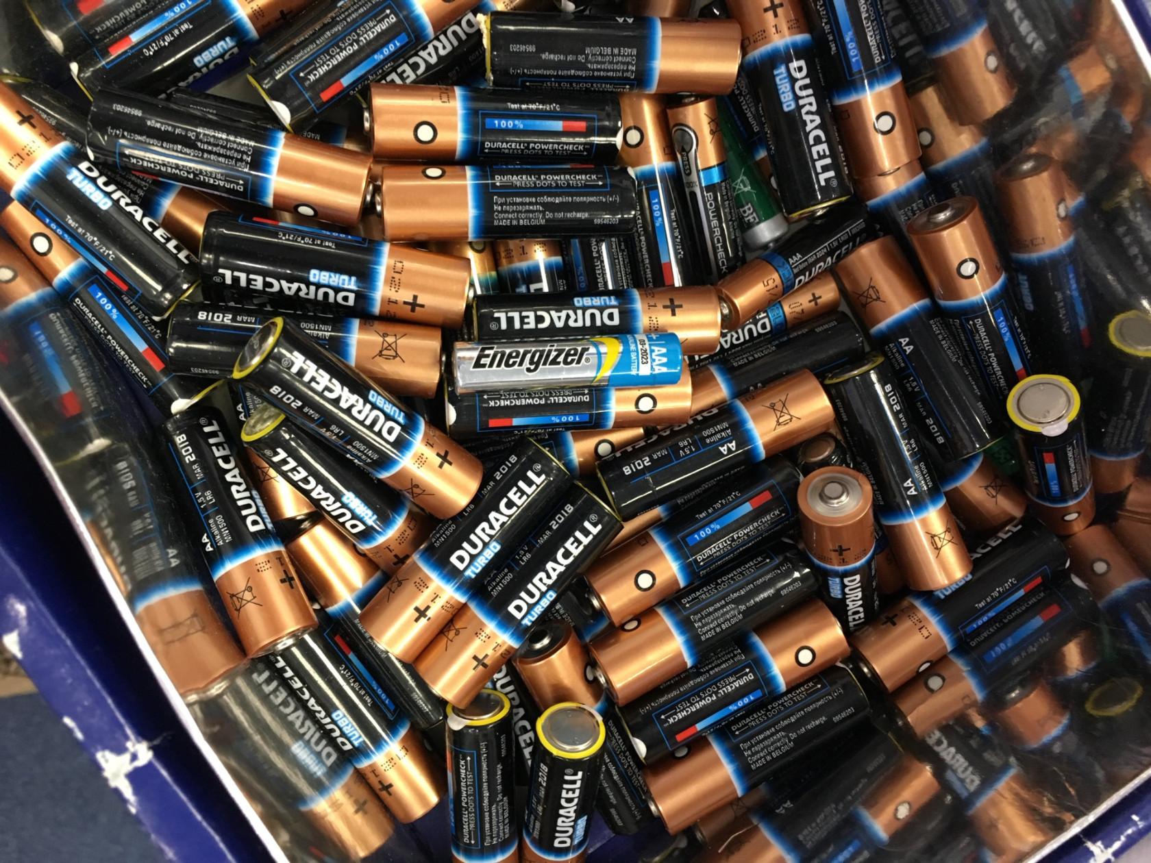 Фото картинки батареек