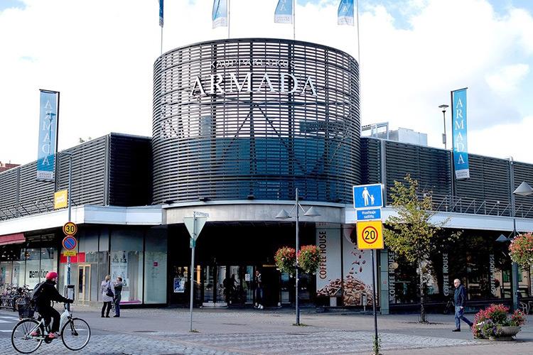 Торговый центр в Лаппеенранте Armada