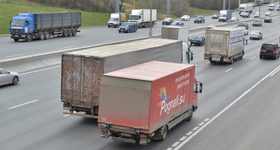 Российский рынок грузовых автоперевозок все еще остается сильно фрагментированным и имеет большой потенциал консолидации (Фото: Денис Хуторецкий)