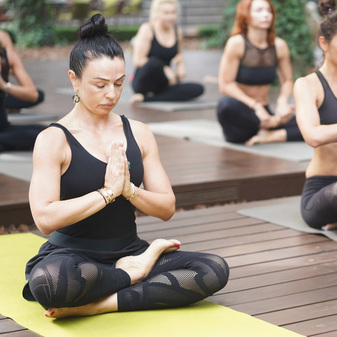 Йога для позвоночника в Киеве