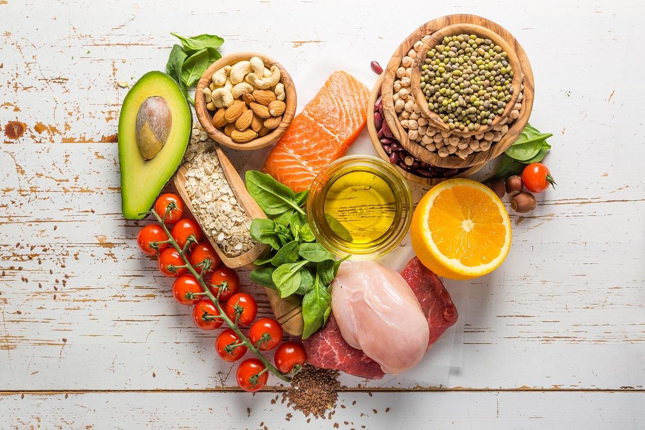 Картинки из продуктов питания, картинки про