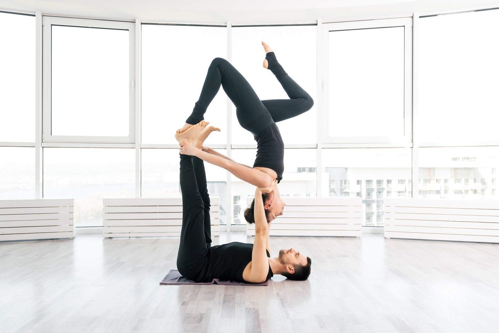 Курсы инструкторов йоги Киев