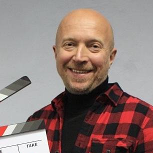 Игорь Забара лектор Украинской Киношколы Ukrainian Film School