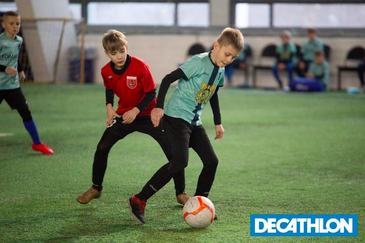 Футбольный турнир Decatlon