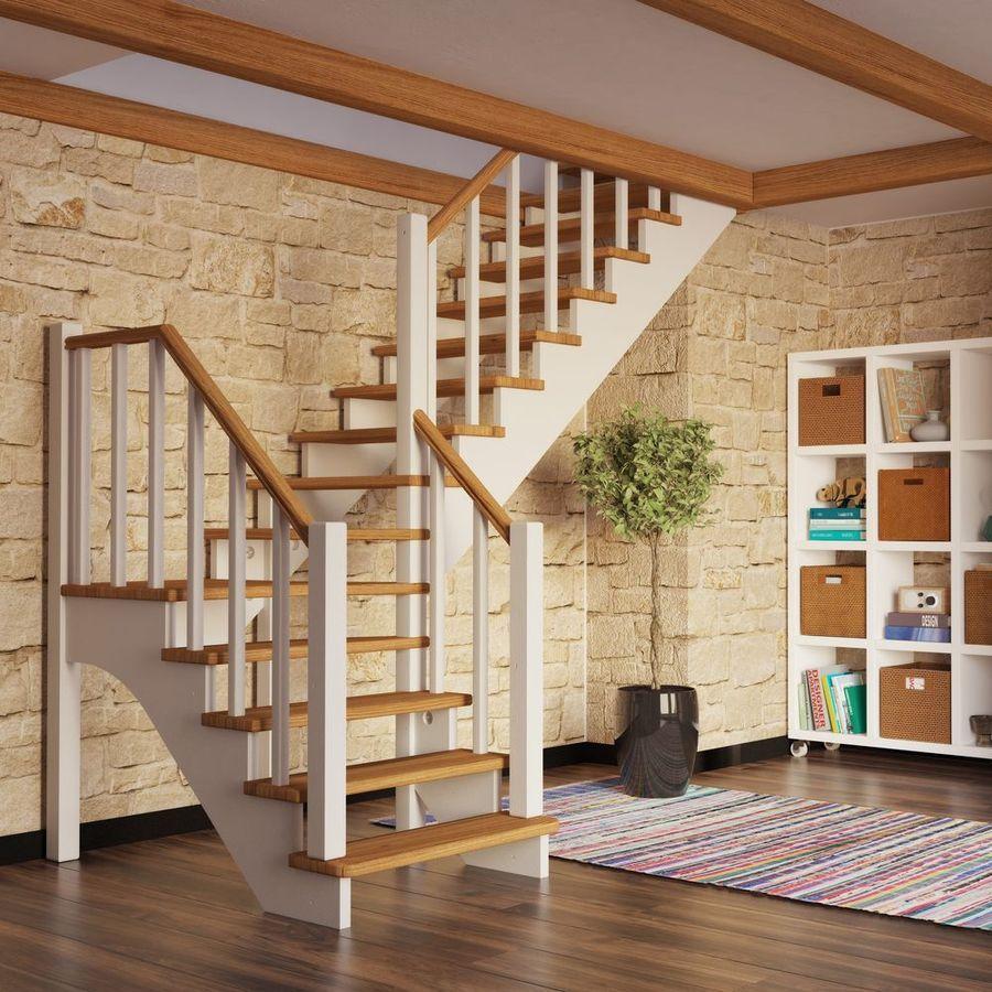 какую лестницу делают на второй этаж фото ростов