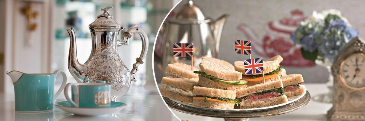 чай в великобритании традиции курицей овощами домашних