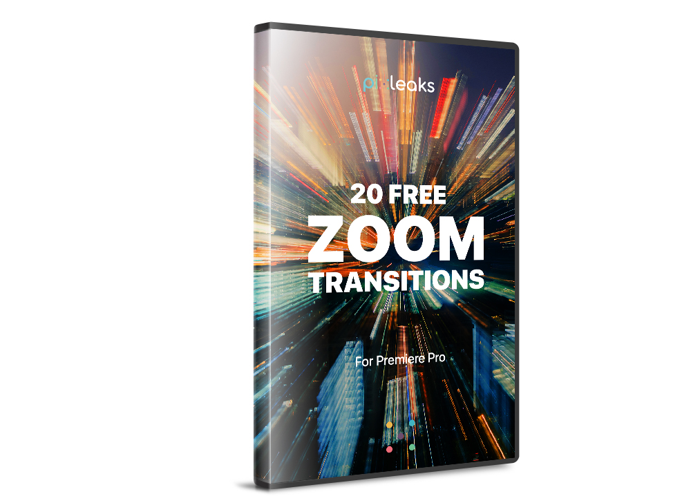 Free 20 Zoom Transitions (for Premiere Pro)