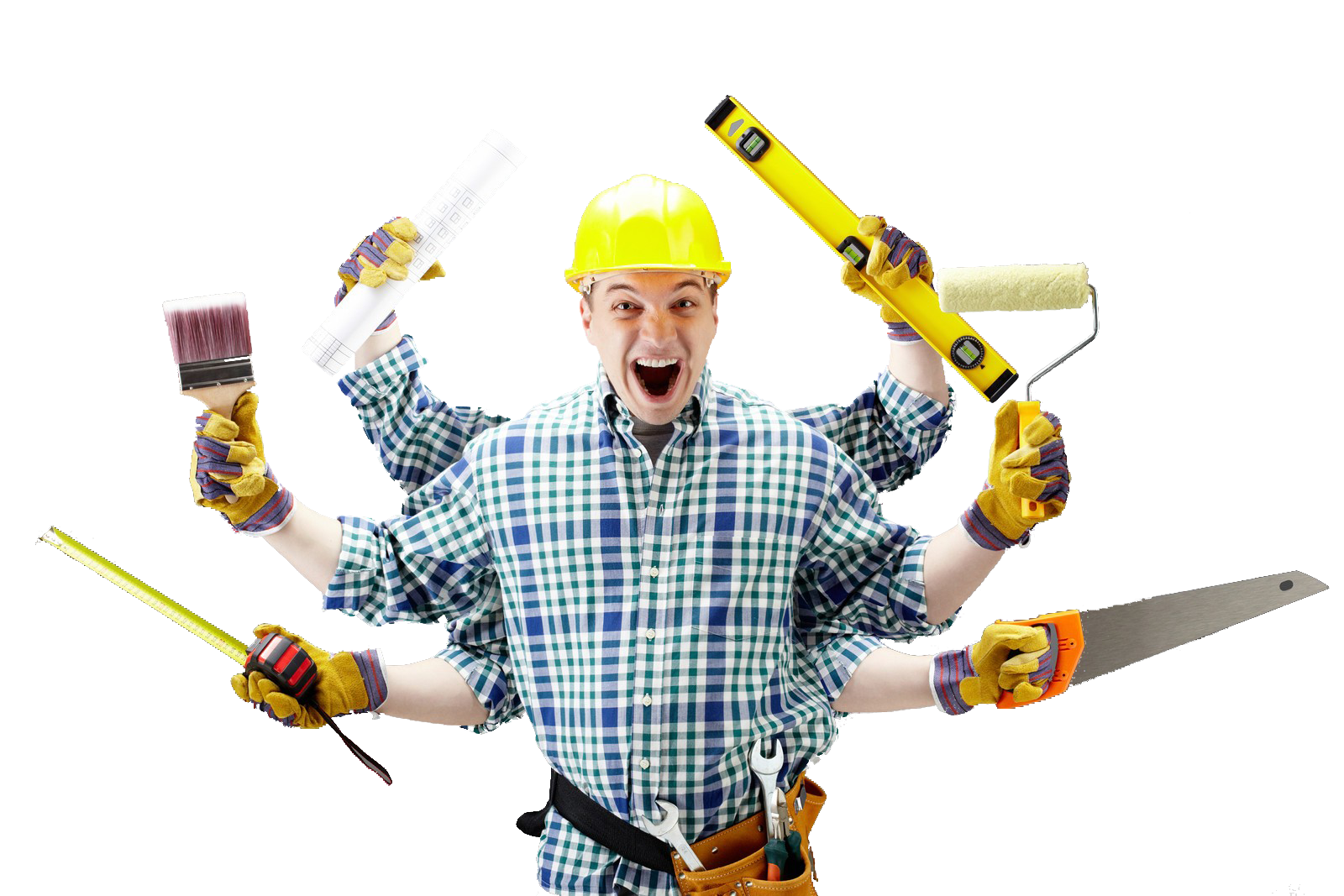 картинка бригада ремонта квартиры есть она