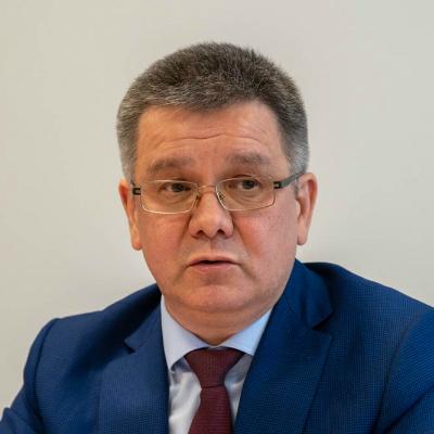 Вадим Стожаров, заместитель директора ТФОМС Петербурга
