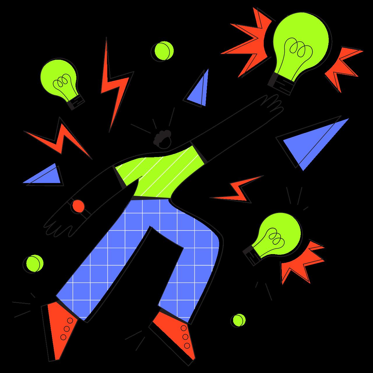 10 стильных иллюстраций на тему стартапов и планирования