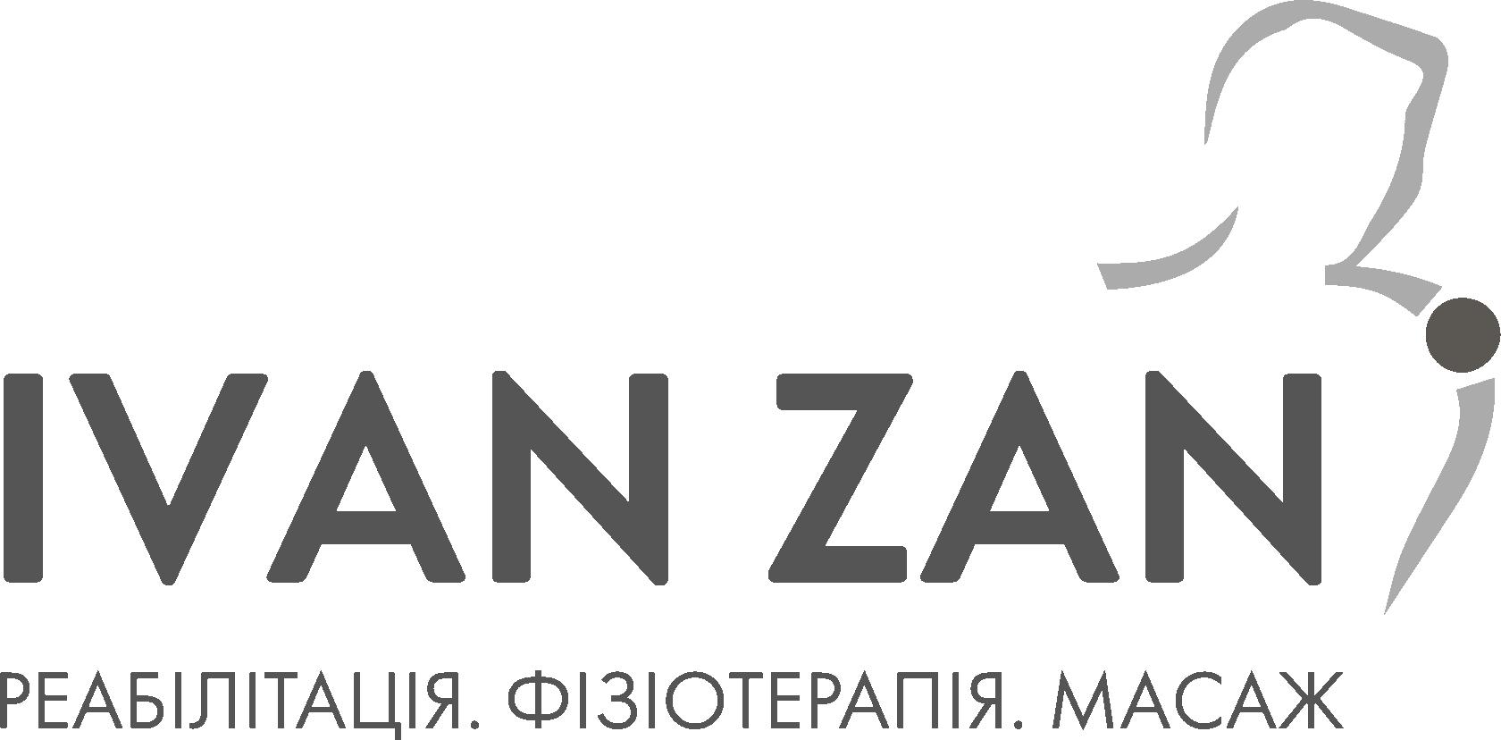 логотип массажиста в Киеве Ивана Зань