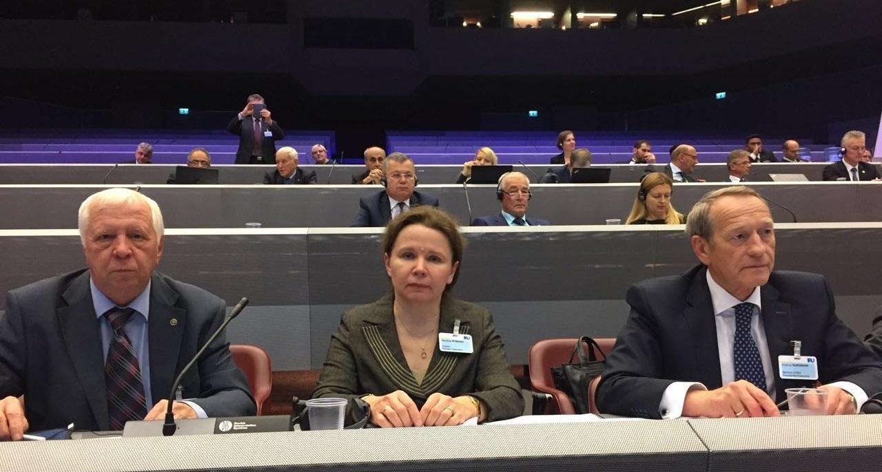 Представитель России был избран в президиум IRU по инициативе Транспортного совета по грузовым перевозкам данной организации (фото: АСМАП)