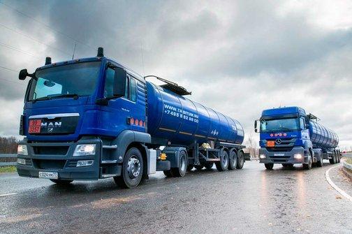 работа водителем в москве по перевозке опасных грузов