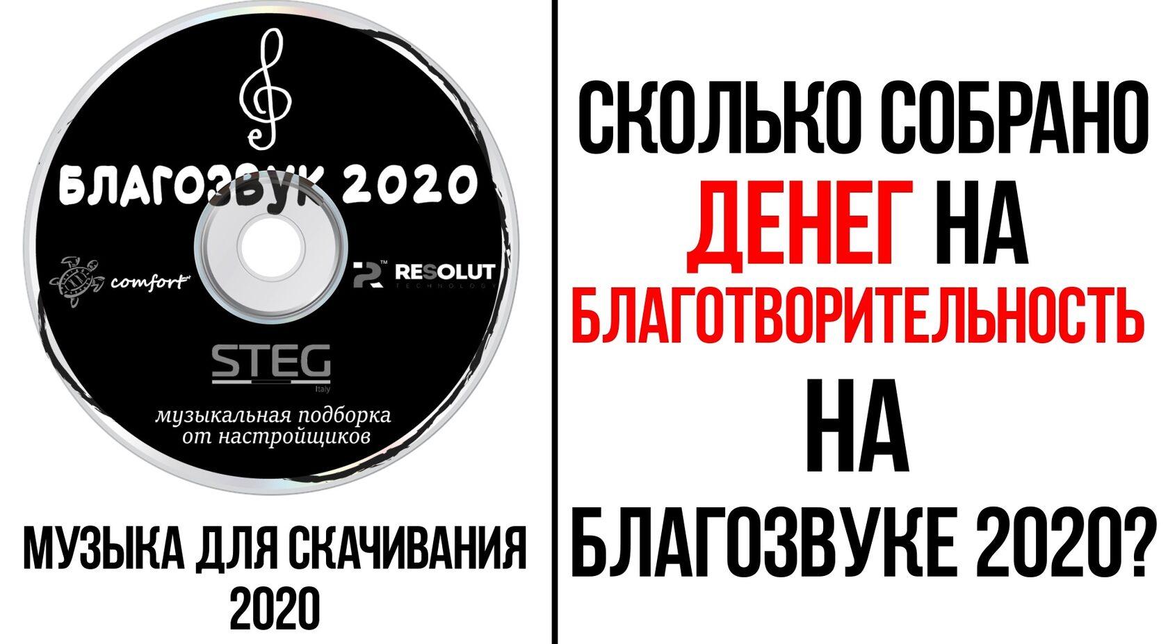 музыка для скачивания благозвук 2020