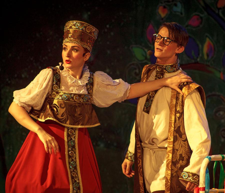 Детские спектакли в Калининградском областном музыкальном театре