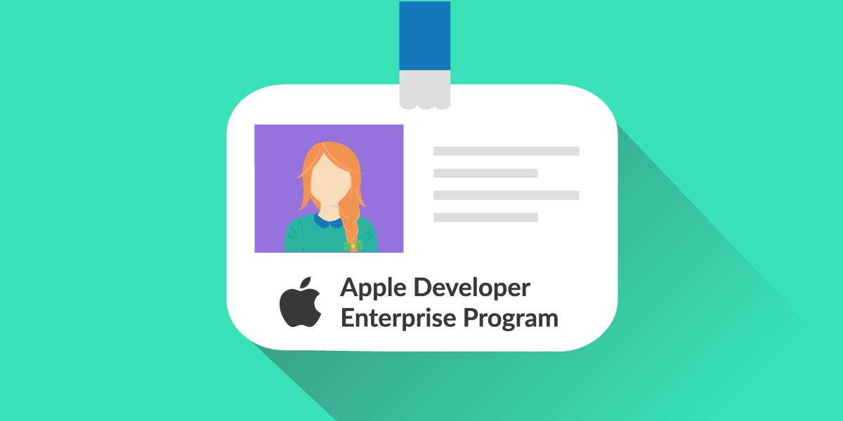 Apple Developer Enterprise Program для корпоративных приложений