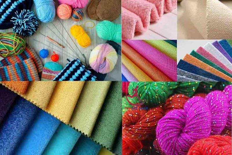 Акрилните влакна са синтетични и се използват за създаването на прежди, пуловери, чорапи и различни дрехи