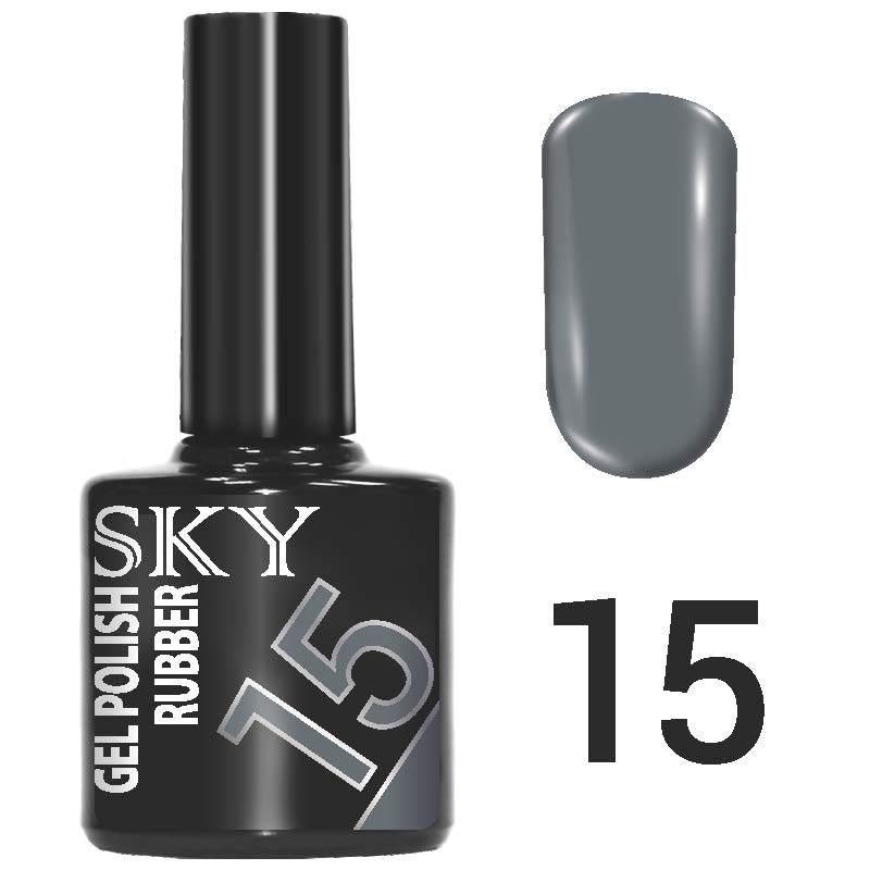 Sky gel №15