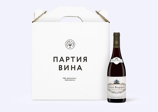 Партия вина – выбираем за вас лучшие вина