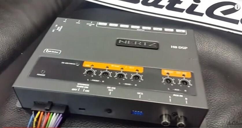 hertz h8 dsp