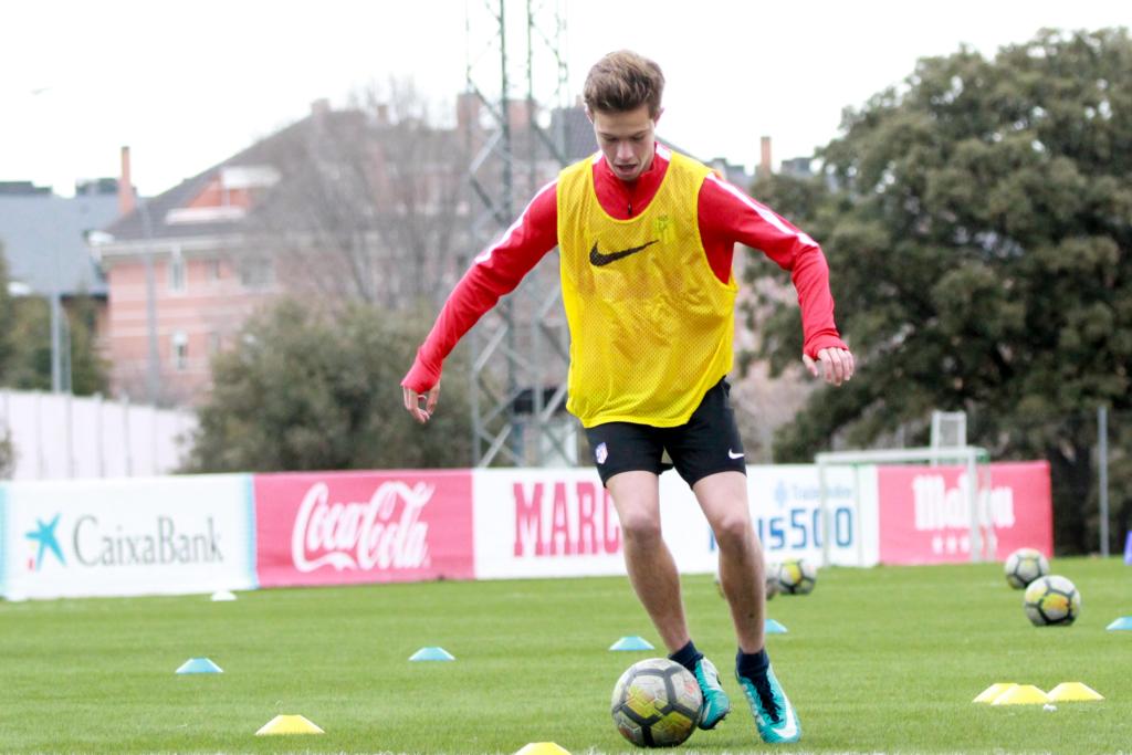 Учеба в испании футбол