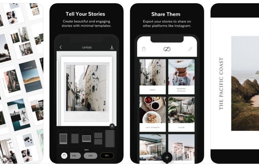 приложения для создания красивых фотографий для инстаграмма цвет
