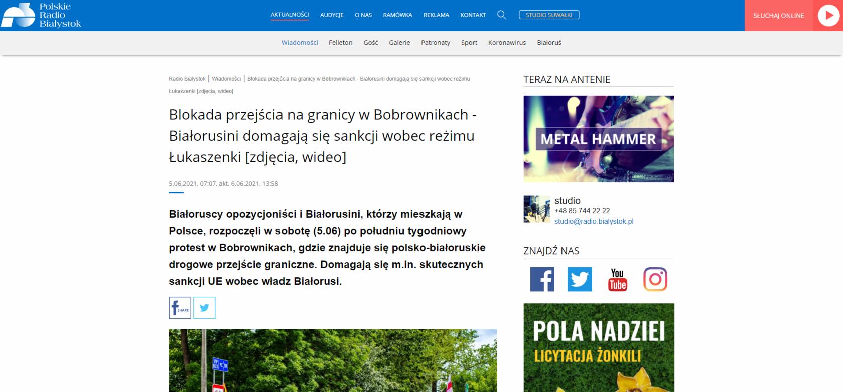 Radio Bialystok