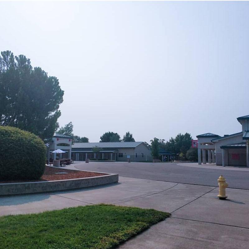 Моя новая школа