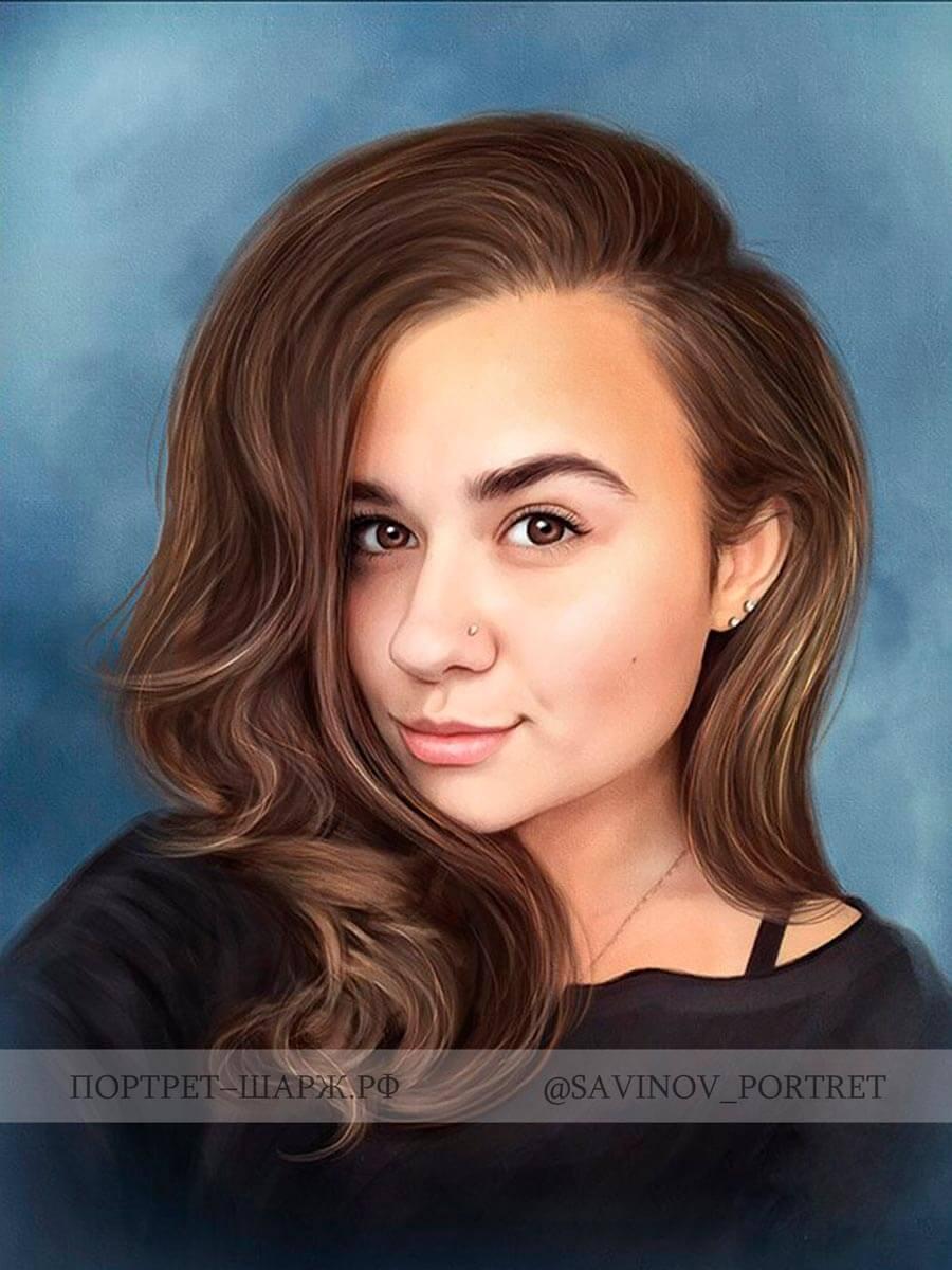 женщины могут портрет по фотографии новосибирск включает