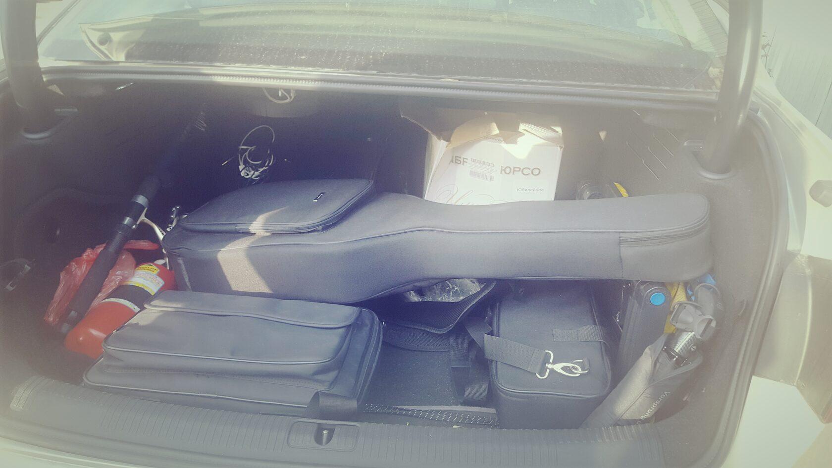 багажник ауди а4