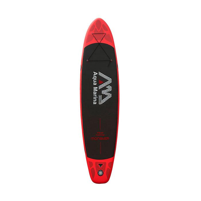 Купить SUP-доску Aqua Marina MONSTER Red - цена, продажа, каталог.
