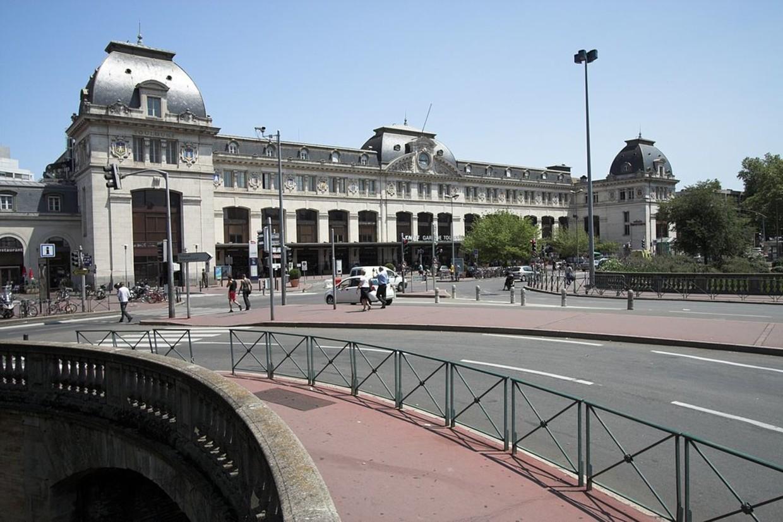 железнодорожный вокзал в Тулузе