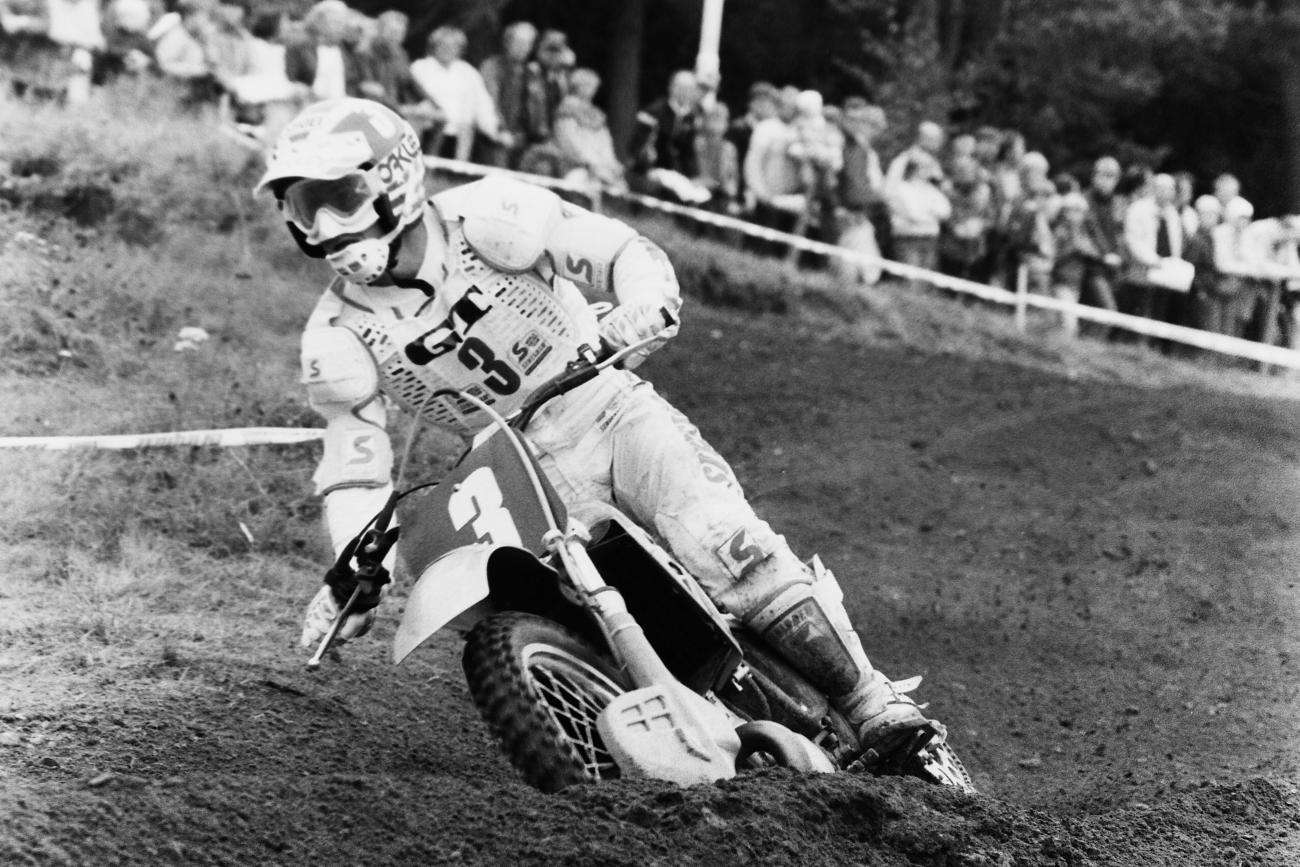 Эхо минувших гонок: Мотокросс Наций и Трофей Наций 1984 года
