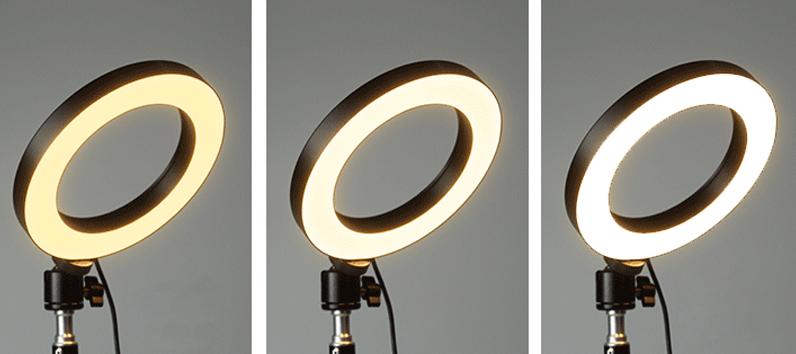 Кольцевые светодиодные лампы с доставкой по РБ