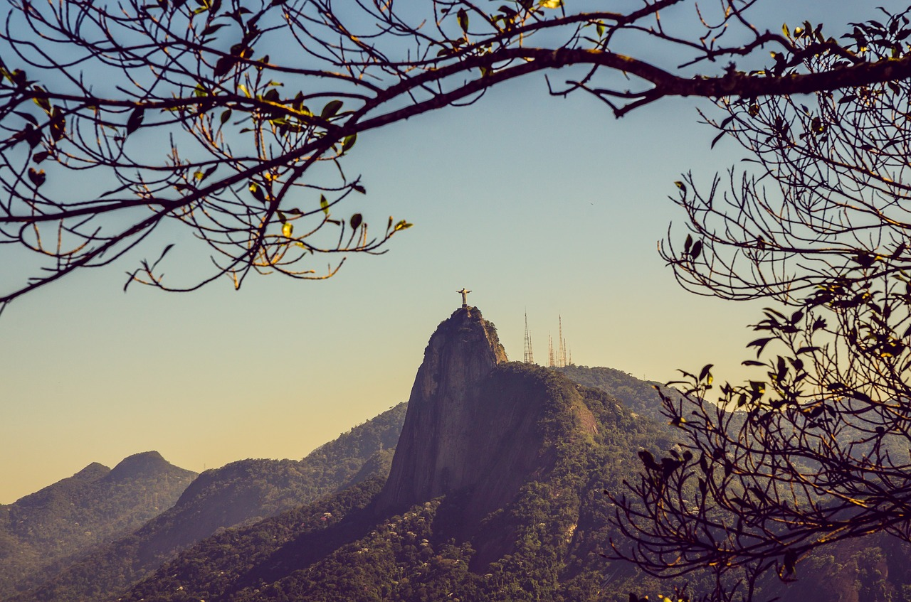 4 of the Best Places to See in Brazil