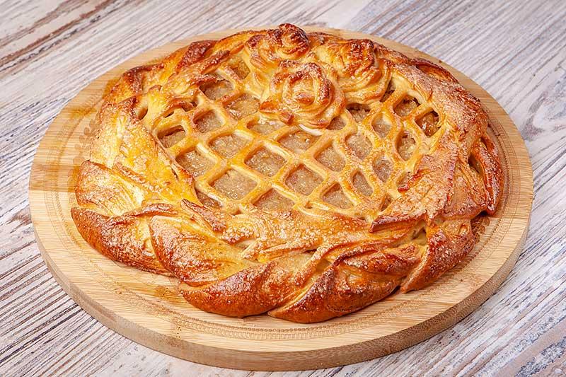 пирог на дрожжевом тесте рецепт с фото думаю, что такой