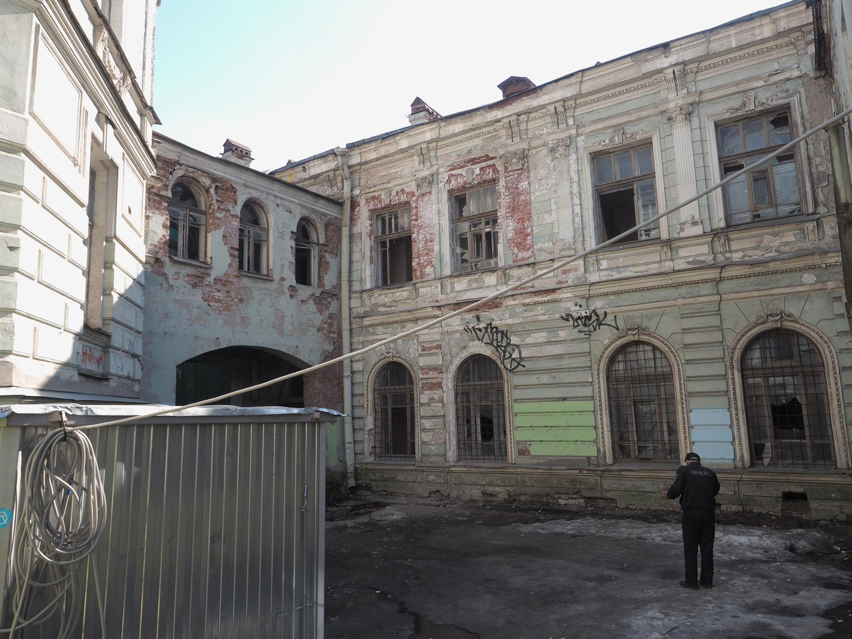 Особняк Игеля, Каменноостровский проспект, 60