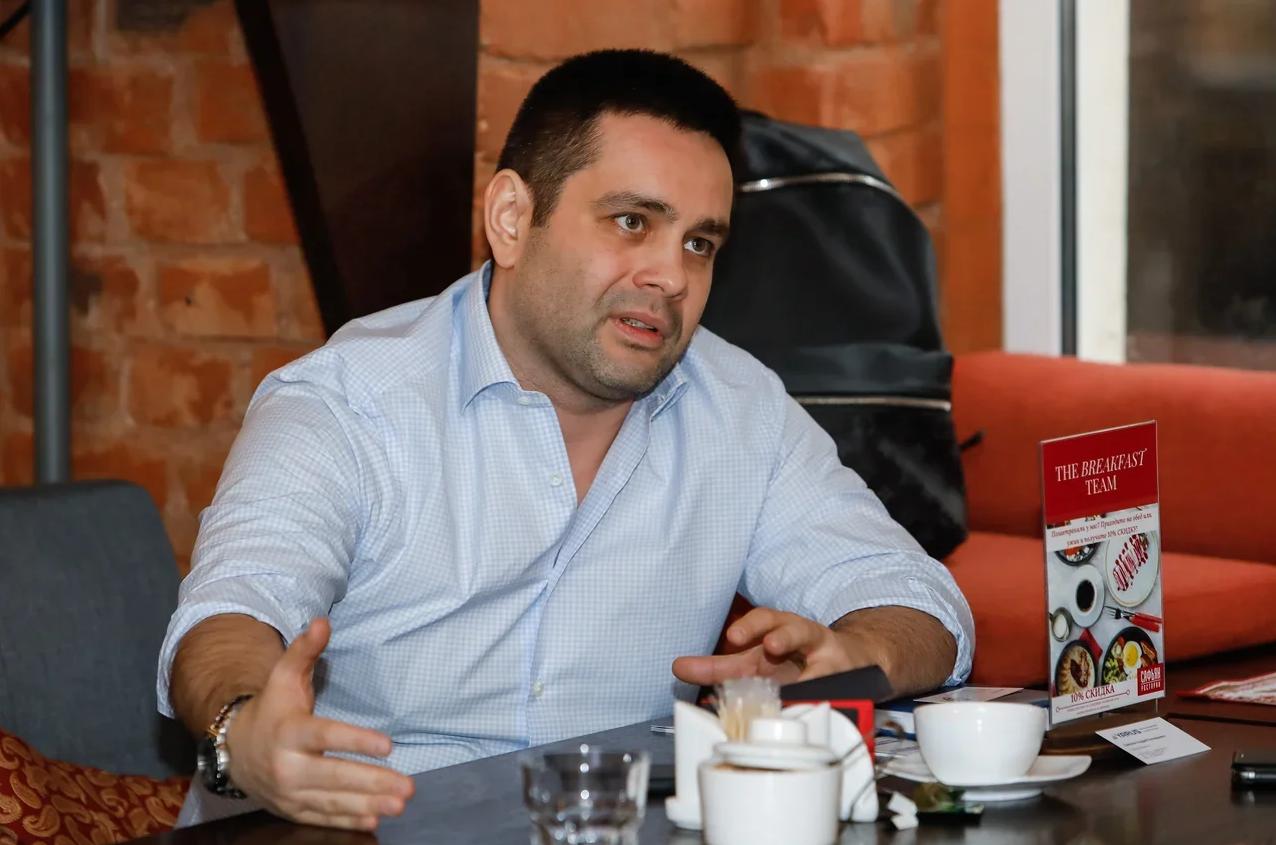 Андрей Ермолин, генеральный директор компании Yarus. Фото: Мойка 78