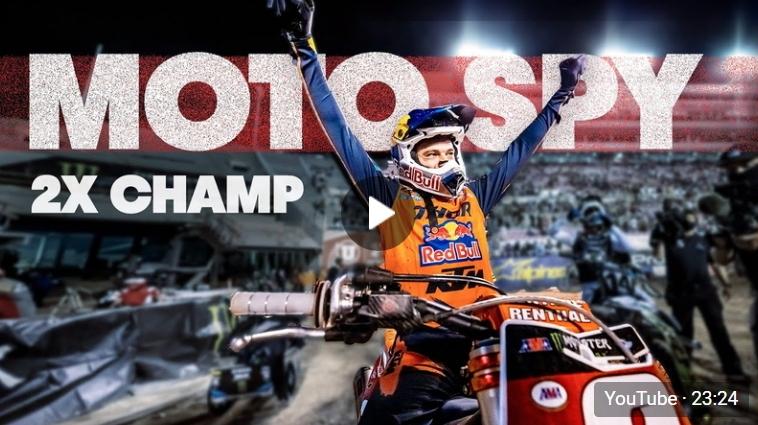 Сериал Moto Spy Supercross 2021: Эпизод 7