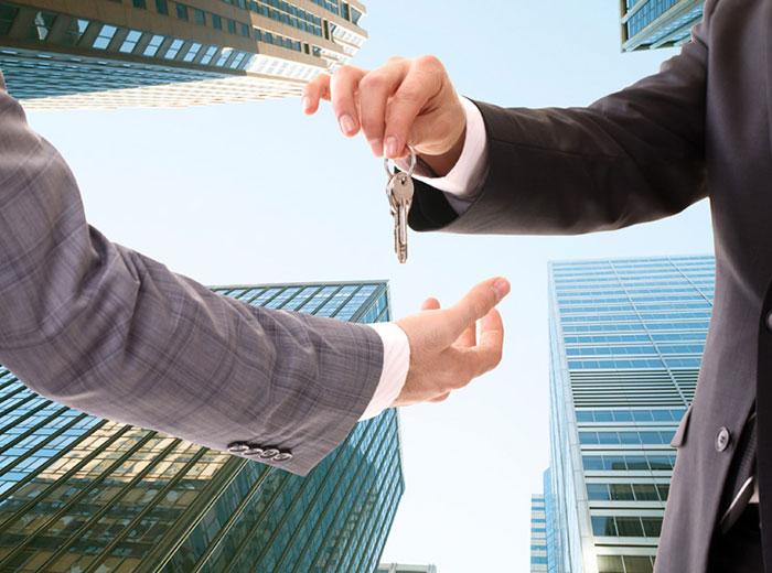 залоговая коммерческая недвижимость