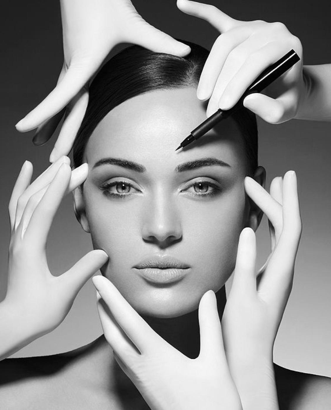 картинка для рекламы косметолога