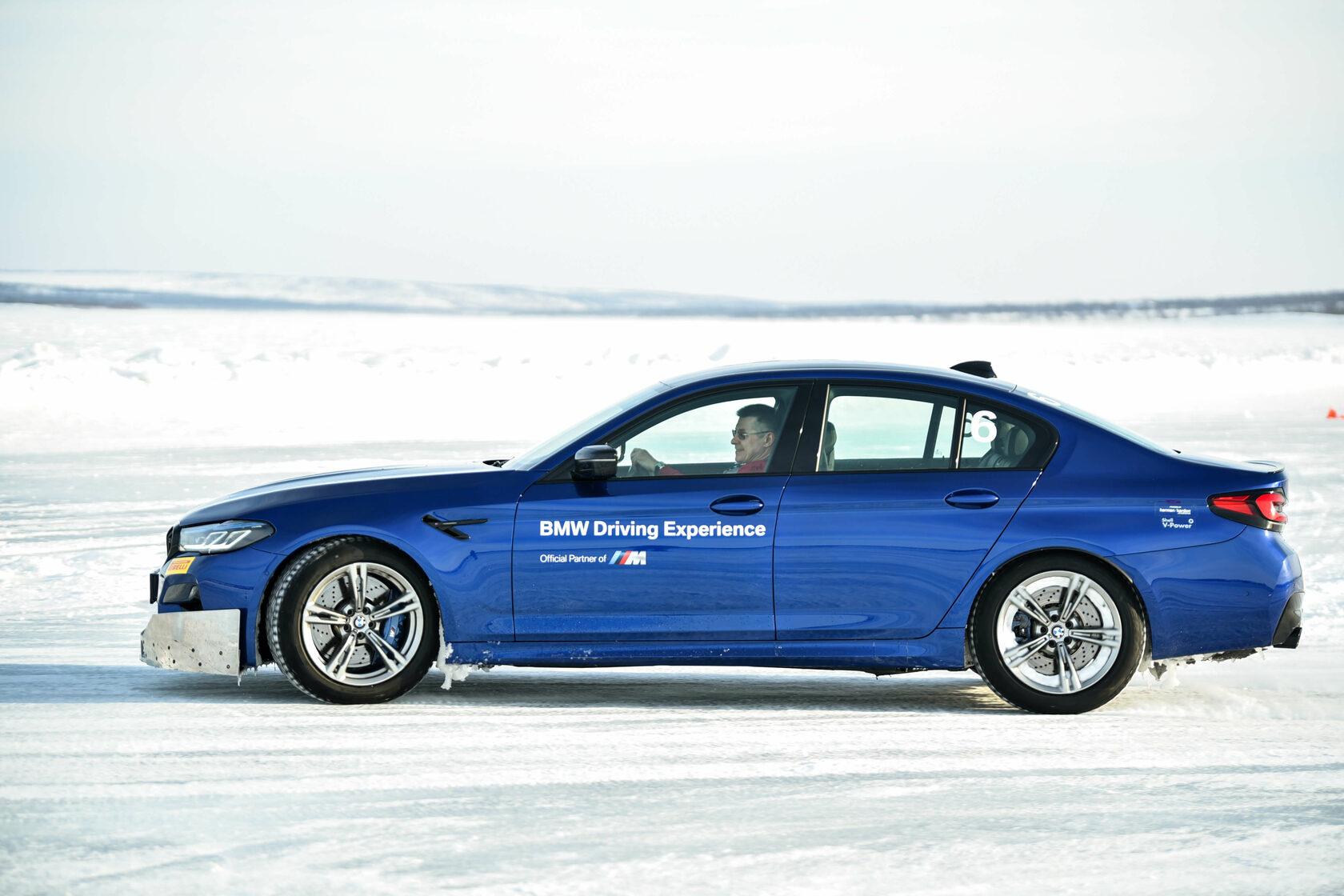 Андрей Егорович Колупов - BMW driving Experience