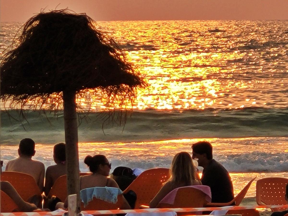 Пляж Гордон Тель-Авив