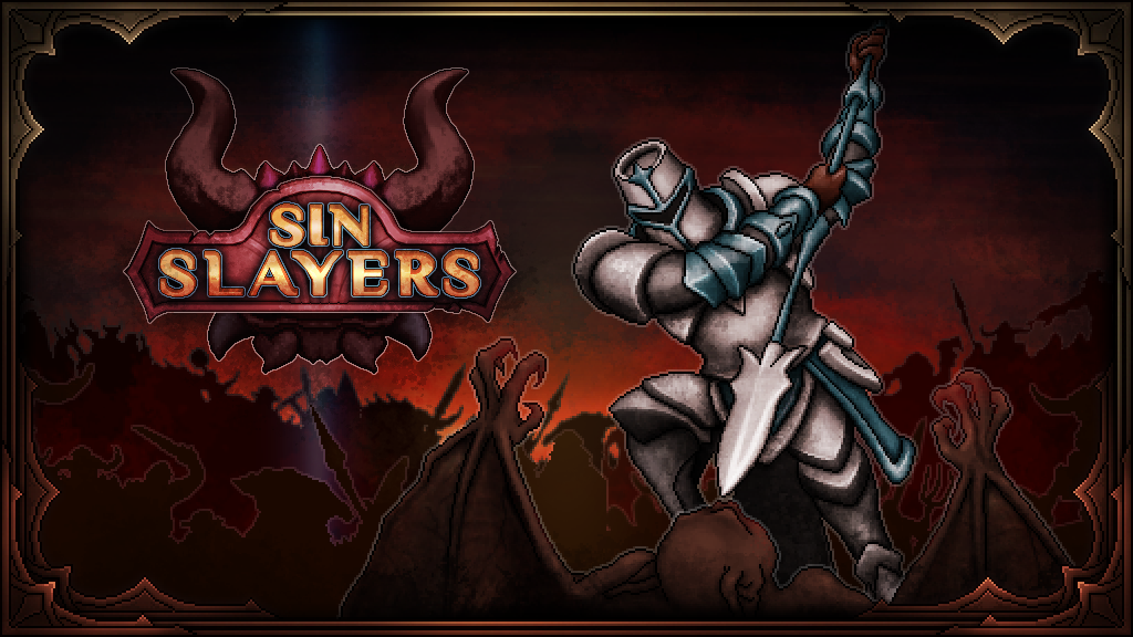 Sin Slayers Kickstarter ENG